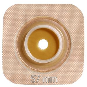 Placa para Colostomía 57 mm Natura Convatec