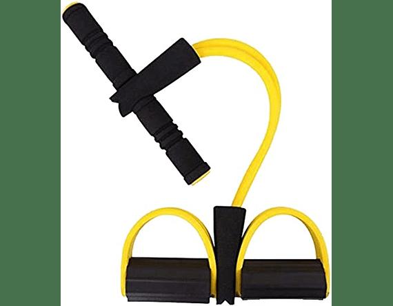 Pedal Elástico De Resistencia Body Trimer 2 tubos 1