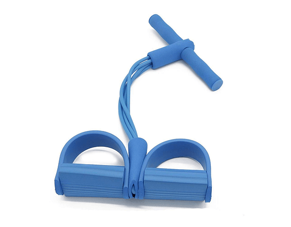 Pedal Elástico De Resistencia Body Trimer 4 tubos 2