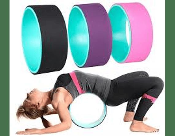 Rueda de Yoga 33 cms 1