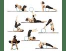 Rueda de Yoga 33 cms 2