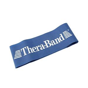 Banda Loop Elástica de Resistendia Theraband Loop Azul