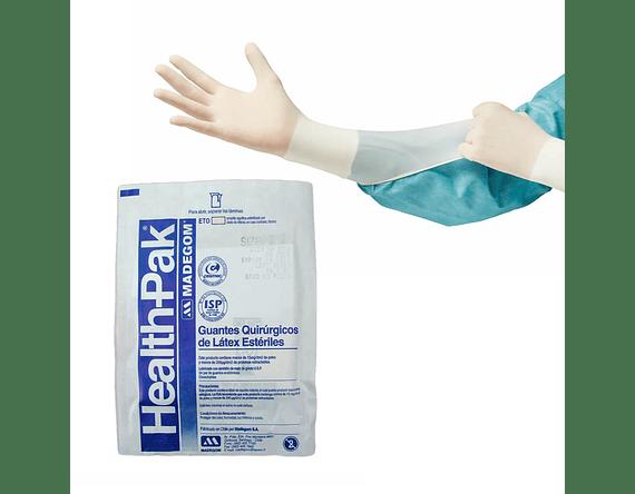 Guante Estéril Health Pak 1