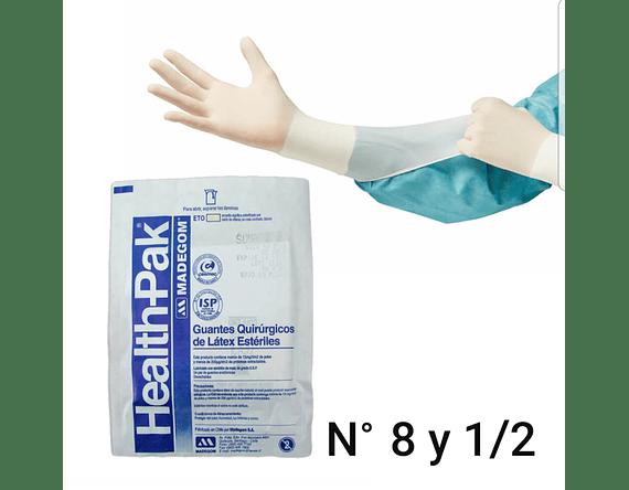 Guante Estéril Health Pak 4