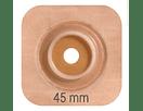 Placa para Colostomía 45 mm Natura Convatec 1