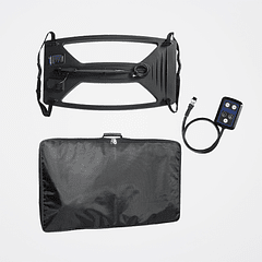 Makro Deephunter Pro T100 Search Coil With Control Box and Carrying Bag.