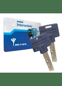 Copia de llave MUL-T-LOCK Interactive+