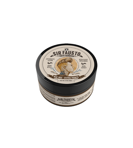 Sir Fausto Old Wax Extra Fuerte