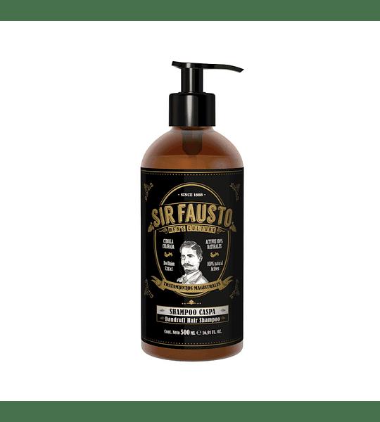 Sir Fausto Shampoo Caspa