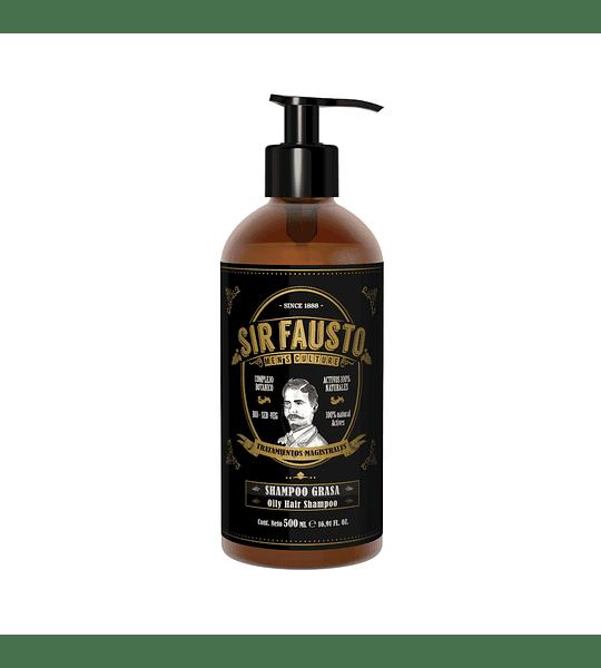 Sir Fausto Shampoo Grasa