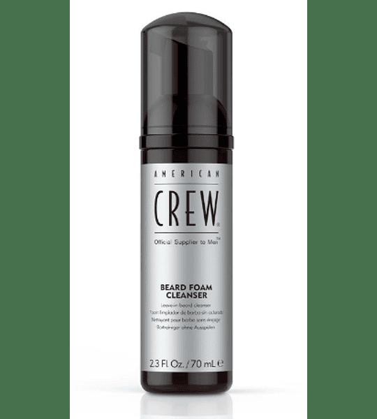 Americam Crew Limpiador de Barba