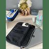 Funda Notebook Sleeve Black Tonal