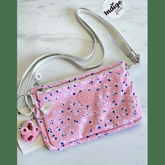 Mikaela Painterly Dots Pink