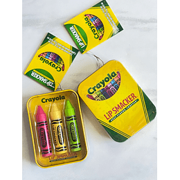 Lips Crayola 3 pcs