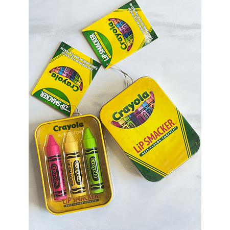 Lips Crayola 3 pcs
