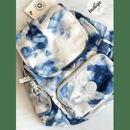CityPack Tie Dye Blue  Small