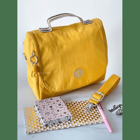 Lonchera Kichirou Vivid Yellow