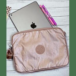 Porta iPad/Tablet Lux Quartz Metallic