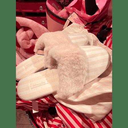 Pantuflas Victoria's Secret Rosa