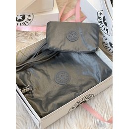 Kipling box Atlez Grey Duo