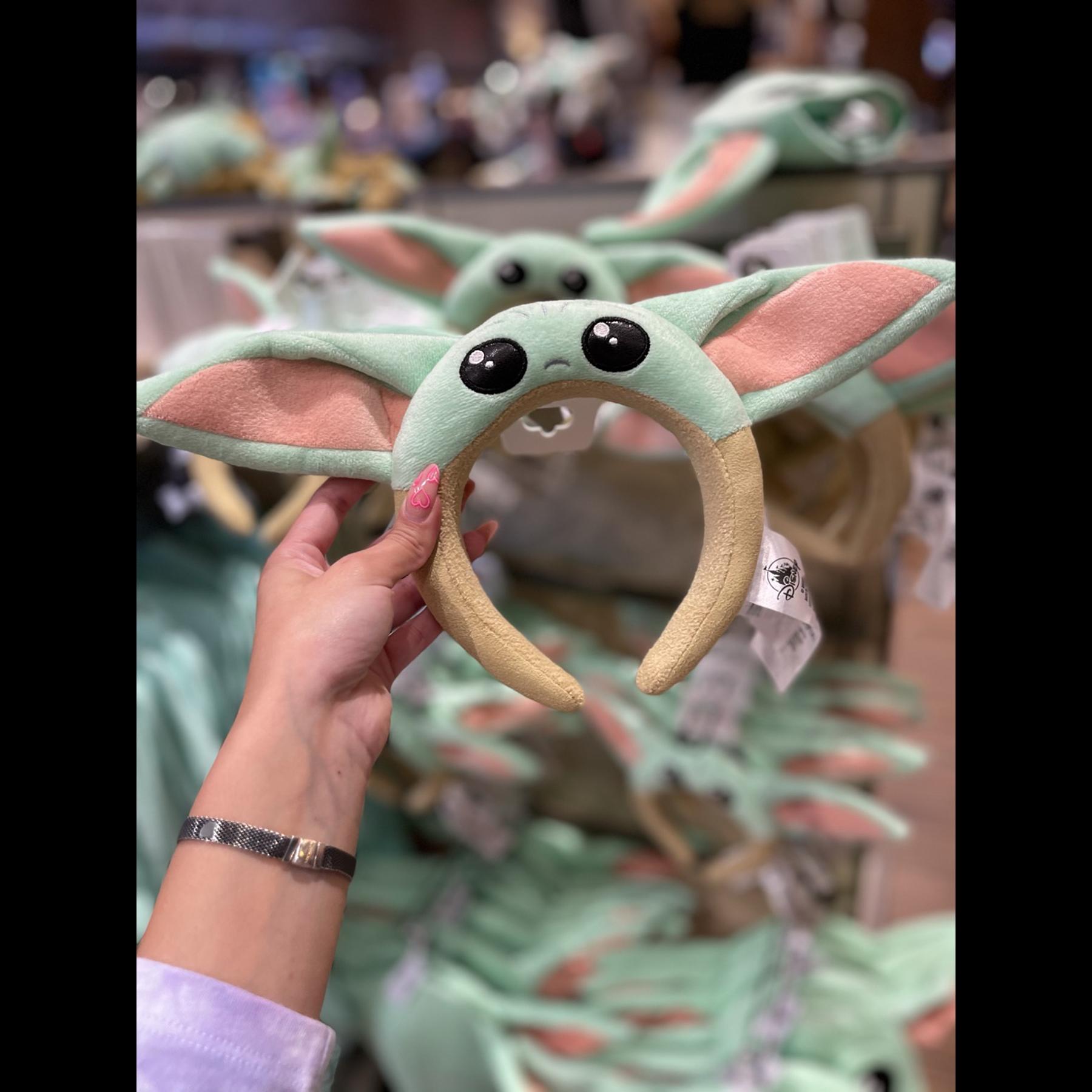 Orejas Disney Park Baby Yoda