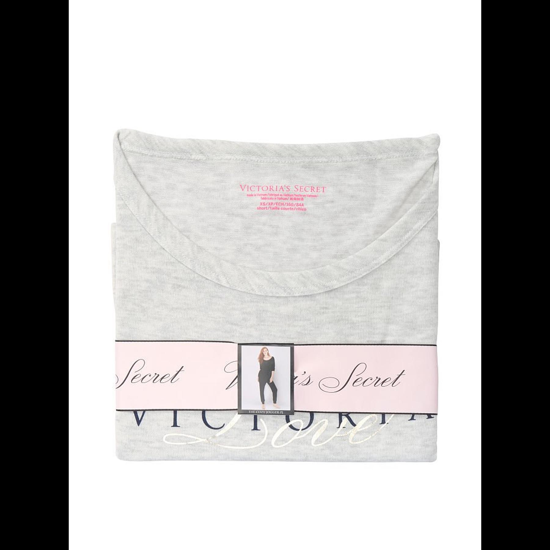 Conjunto Pijama Gris  Victoria Secret