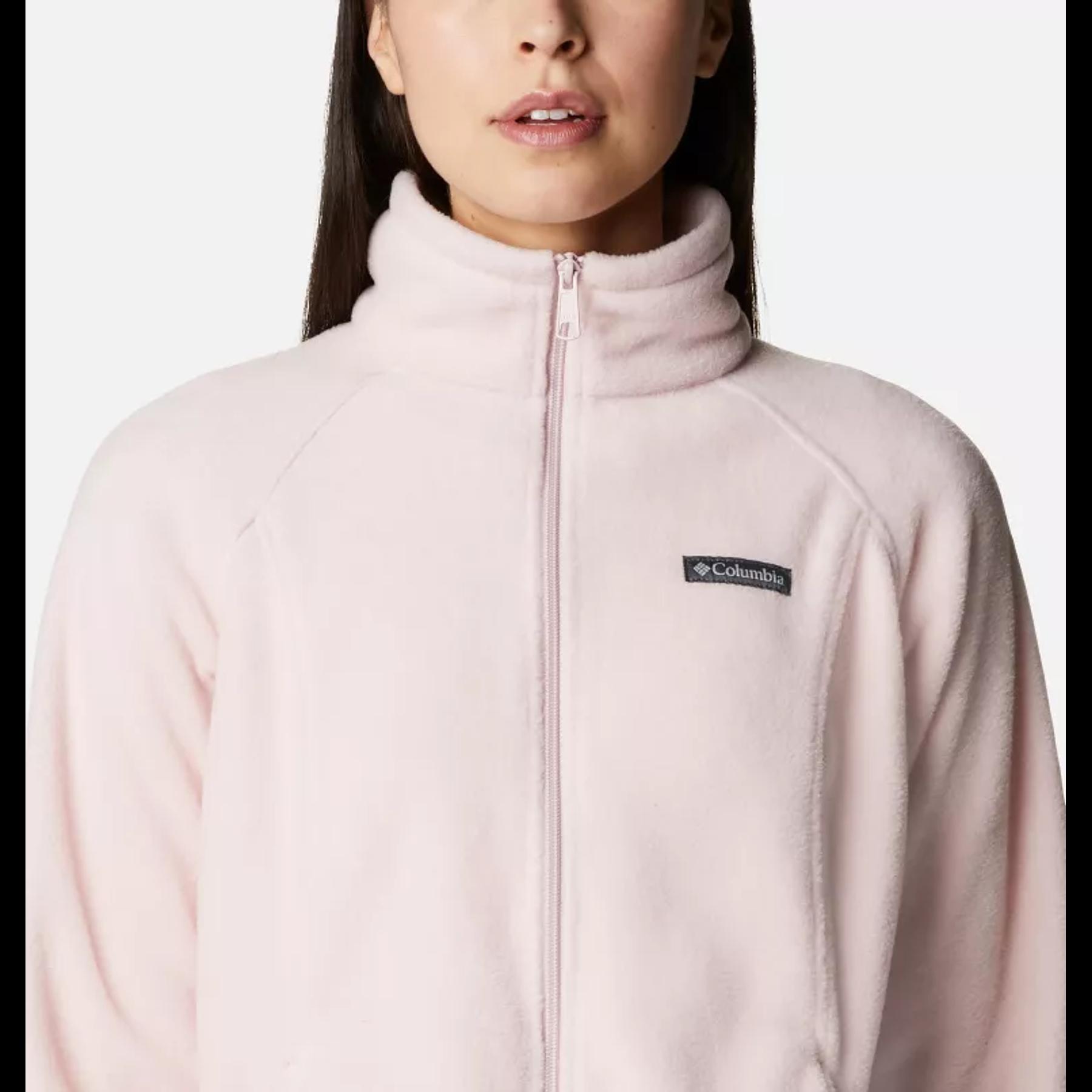 Polar Full Zipper Rosa Claro