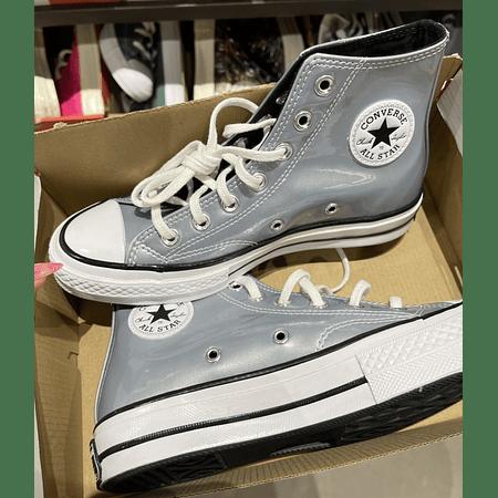 Zapatillas Converse Chuck Silver