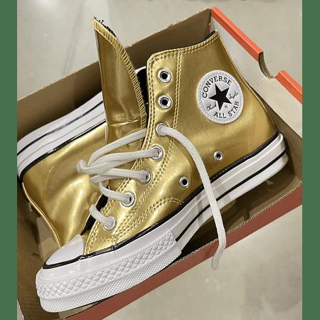 Zapatillas Converse Chuck Gold