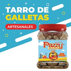 Tarro galleta Artesanal por 400g