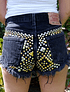 ICON Biker Babe Cutoffs