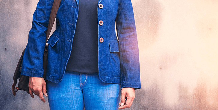 The Pair of Business Casual Jeans You've Been Searching For