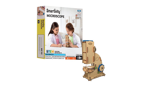 Microscopio Smartivity