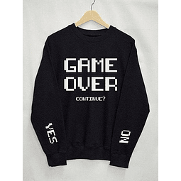 PULLOVER GAME OVER