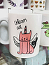 TAZA UNICORN CAT