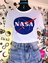 TEE CARTOON / NASA