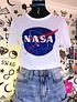 TEE CARTOON / NASA