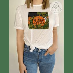 TEE CARTOON / THE GREAT PUMPKIN