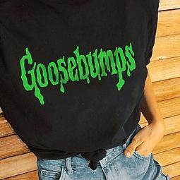 TEE UNISEX / GOOSEBUMPS