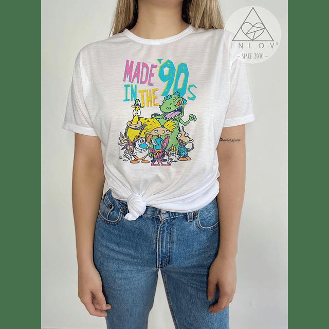 TEE CARTOON / MADE IN THE 90'S