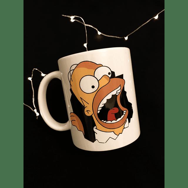 Taza Homero