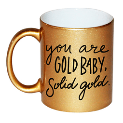 TAZA GOLD SOLID GOLD