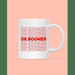 Taza Ok Boomer