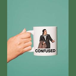 Taza Confused Travolta
