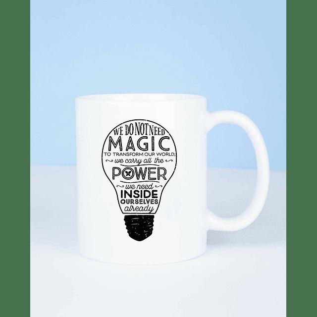 Taza Magic Power