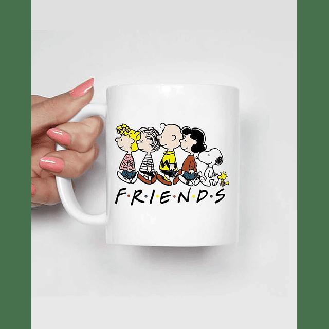 Taza Snoopy Friends
