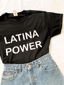 TEE UNISEX / Latina Power