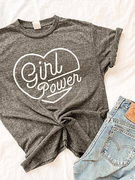 TEE UNISEX / Girl Power