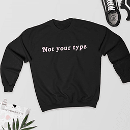 Pullover Not Your type