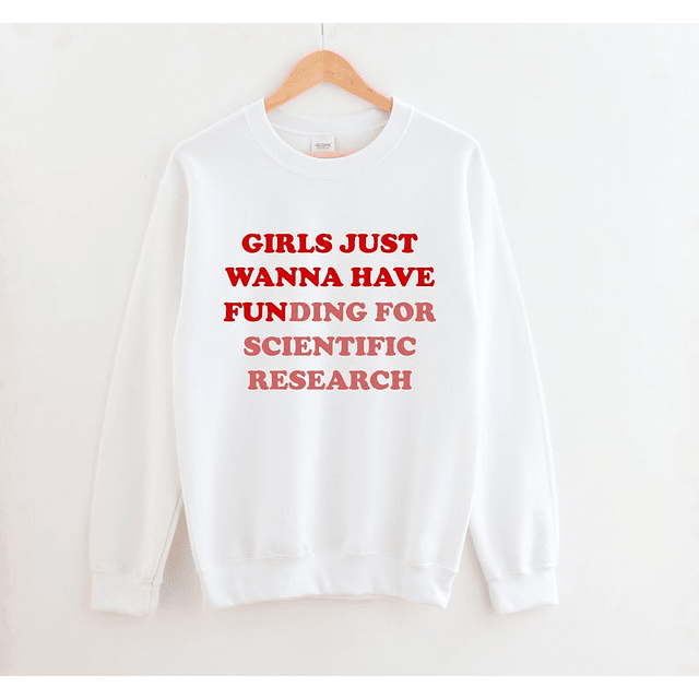 Pullover Girls just wanna have FUN